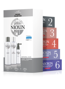 Nioxin packs